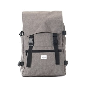 Spiral Explorer Backpack - Crosshatch Charcoal