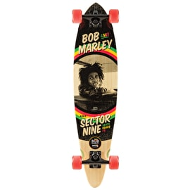Sector 9 Bob Marley - Kingston Complete Longboard 34