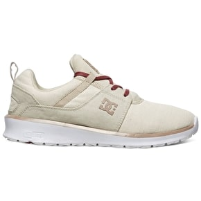 DC Heathrow SE Skate Shoes - Natural