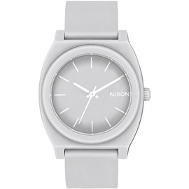 Nixon Time Teller P Watch - Matte Cool Grey