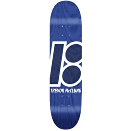 Plan B Stained Skateboard Deck - Trevor 8.125