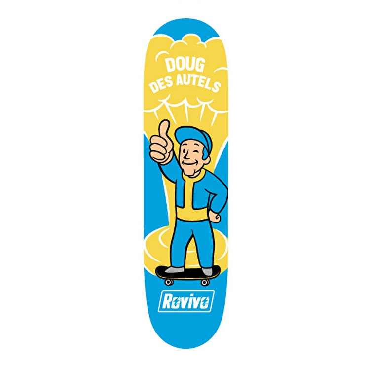ReVive Boom Des Autels Pro Skateboard Deck