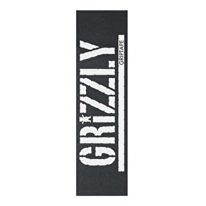 Grizzly Oversized Stamp Grip Tape
