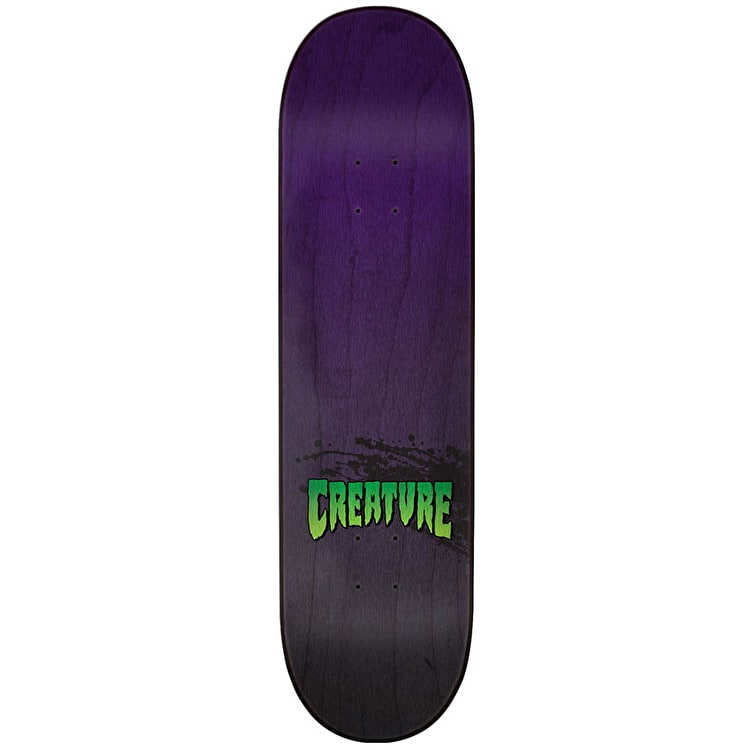 Creature Snot Rocket Skateboard Deck - 8.25""