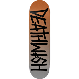 Deathwish Deathspray Skateboard Deck - Metallic Gradient 8.75