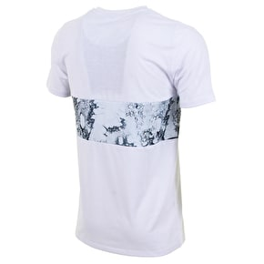 Hype Mono Sands Panel T-Shirt