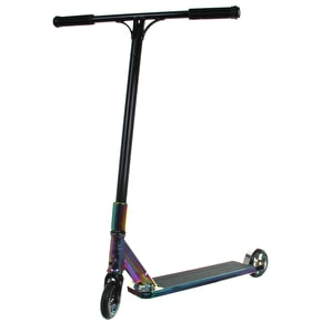 Urbanartt Custom Scooter - 'The Slick' Neochrome/Black