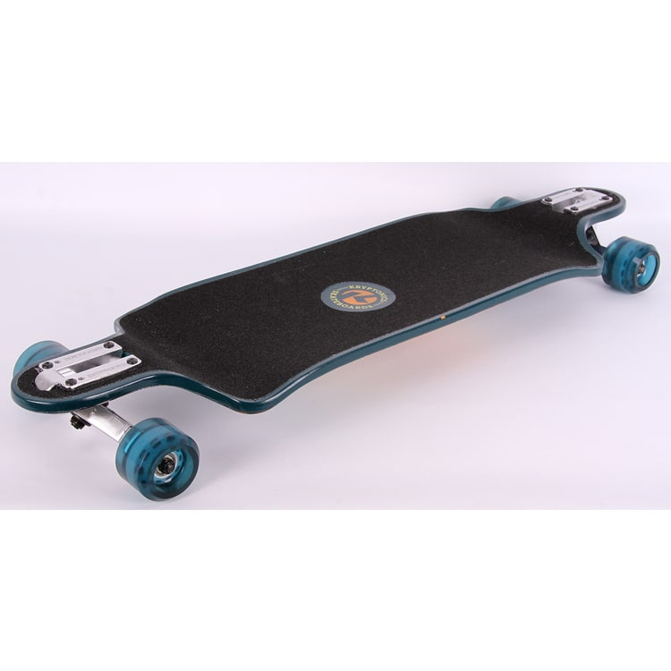Kryptonic Drop Down Complete Longboard - Horizons 34''
