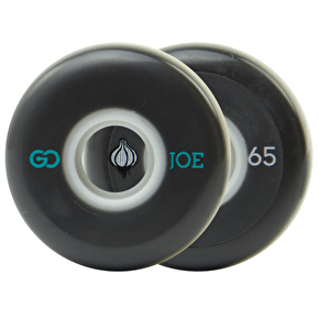 Go Project Go Joe V2 Inline Skate Wheels x 4 - Grey 65mm