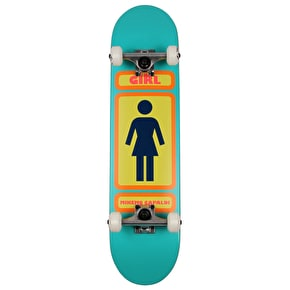 Girl Logo Complete Skateboard - Mike Mo 7.5