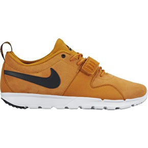 Nike SB Trainerendor Shoes - Sunset/Dark Obsidian
