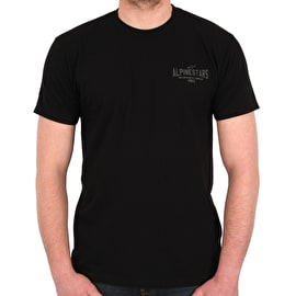 Alpinestars Ride On T Shirt - Black