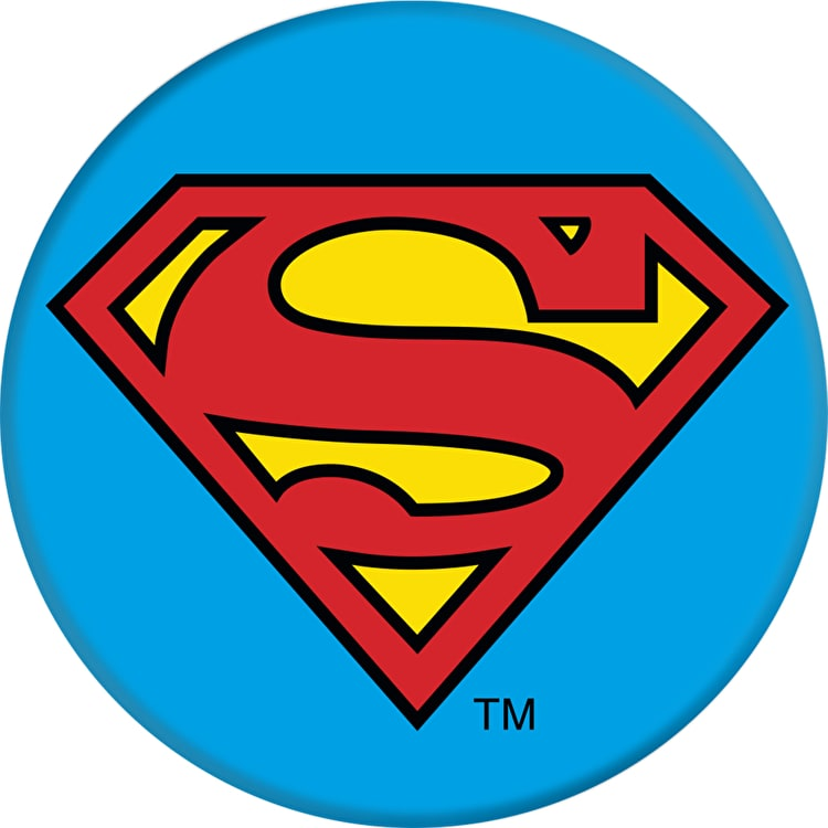 PopSockets Grip - Superman Icon
