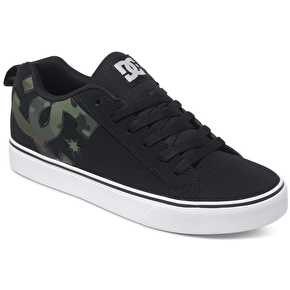 DC Court Vulc SE Shoes - Black/Black/Black
