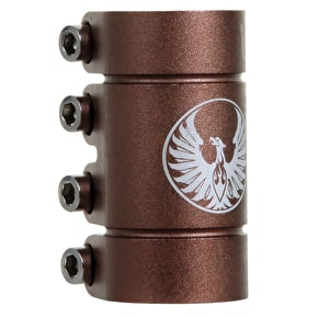 Phoenix Smooth SCS Clamp  - Bronze