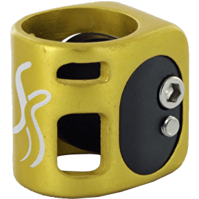 Fasen 2 Wedge collar Clamp - Gold/Black