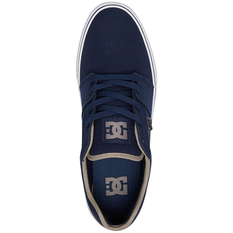 DC Tonik Skate Shoes - Night Shade