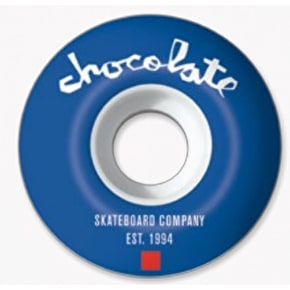 Chocolate Chunk Est. Skateboard Wheels - 52mm 98a