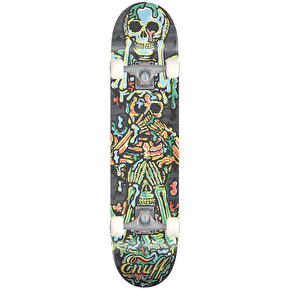 Enuff Skeleton Skateboard - Green