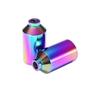 Blunt Envy Chromo Scooter Pegs - Neochrome
