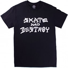 Skate Mafia Destroy T-Shirt - Black