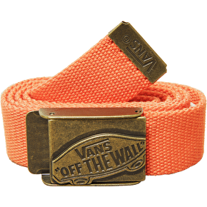 Vans Conductor Web Belt - Tigerlily