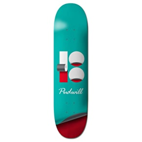 Plan B Skateboard Deck - Wrap Pro Spec Pudwill 7.75''
