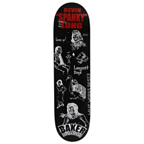 Baker Good Days Skateboard Deck - Spanky 8.25