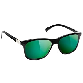 Glassy Sunhaters Biebel Signature - Polarised Black/Green