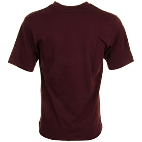 Dickies Horseshoe T-Shirt - Maroon
