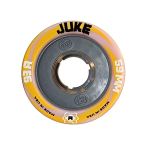 Atom Juke 59mm Quad Roller Derby Wheels - 93A (4pk)