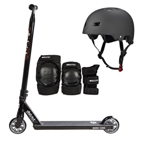 District C-Series C050 Scooter Bundle