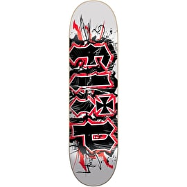 Flip HKD Team Scratch Skateboard Deck - 8
