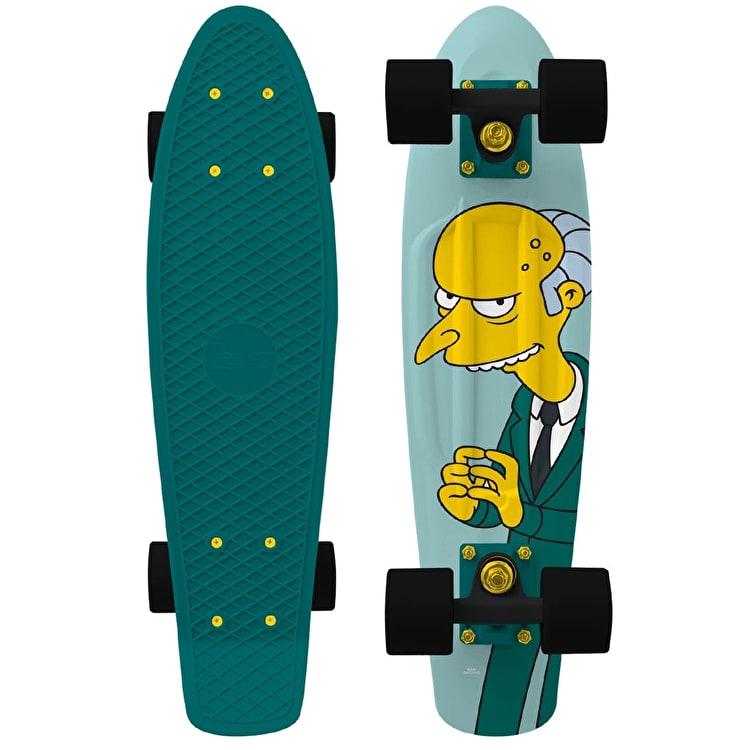 Penny X Simpsons Excellent Complete Skateboard - 22""