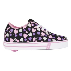 Heelys Launch - Black/Multi Hearts