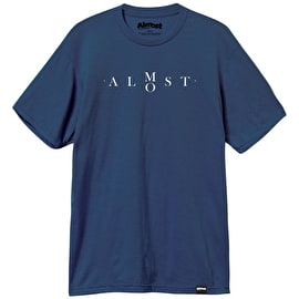 Almost Flip Flop T Shirt - Cool Blue