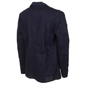 WeSC Dazer Denim Jacket - Dark Slub