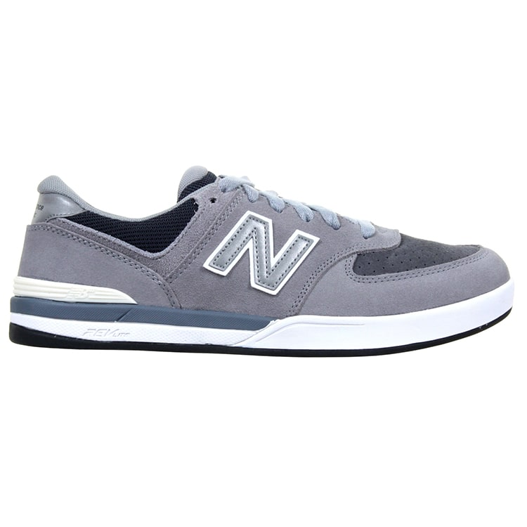 New Balance Numeric Logan-S 636 - Steel