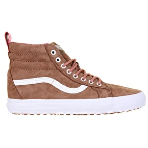 Vans Sk8-Hi MTE Shoes - Toasted Coconut/True White