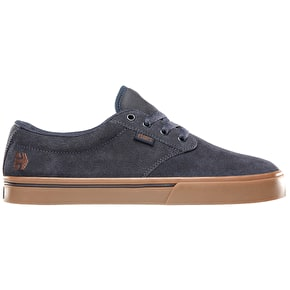Etnies Jameson 2 Eco Shoes - Navy/Navy/Gum