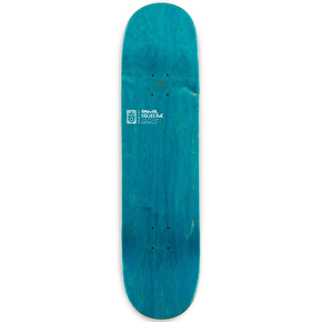 Habitat X Animal Collective Skateboard Deck - Blue - 8.375