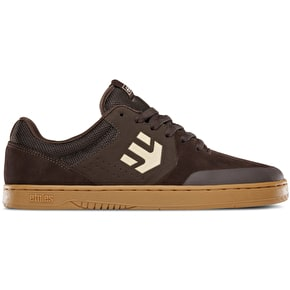Etnies Marana Shoes - Brown/Brown/Gum