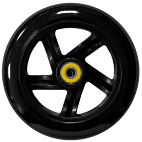 JD Bug Street 140mm Scooter Wheel - Black w/Bearings