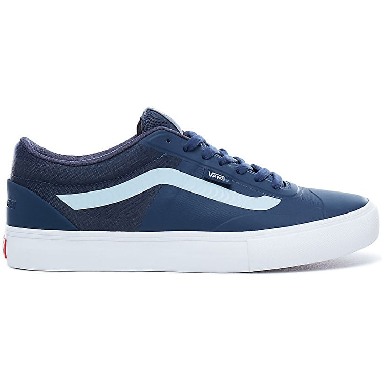Vans AV Rapidweld Pro Lite Skate Shoes - (Spitfire) Dress Blues
