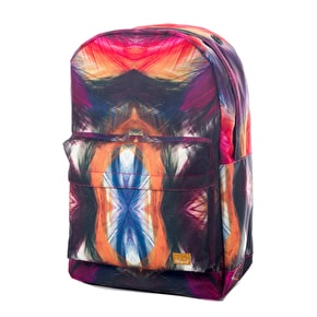 Spiral Backpack - Feather Jungle