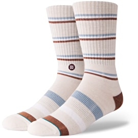 Stance Glass Socks - Natural