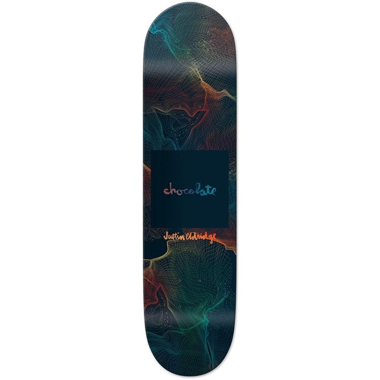Chocolate Gravity Skateboard Deck - Eldridge 8""