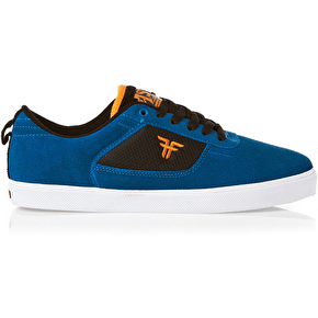 Fallen Rookie Skate Shoes - Royal/Black/Orange UK Size 7 (B-Stock)