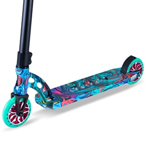 MGP VX7 Extreme LE Complete Scooter - Swirls Rave