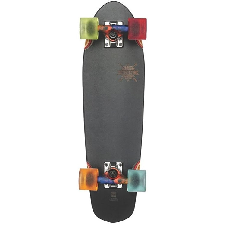Globe Blazer Cruiser - Black/Colour Bomb 26""